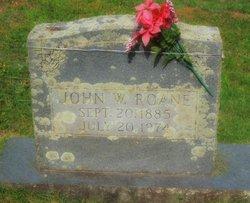 John W Roane