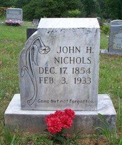 John H Nichols