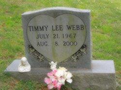Timmy Lee Webb