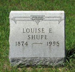 Louise E. <I>Kirkhart</I> Shupe