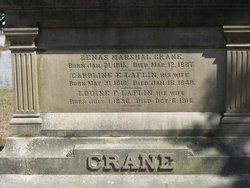 Caroline E <I>Laflin</I> Crane