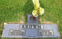 Alvis F Brown