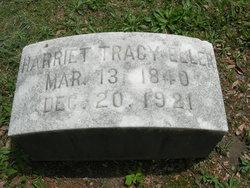 Harriet Amanda <I>Tracy</I> Eller