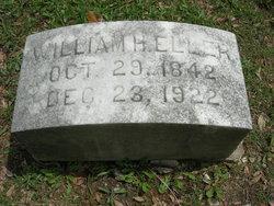 Rev William Hamilton Eller