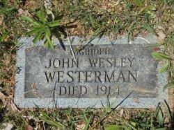 John Wesley Westerman