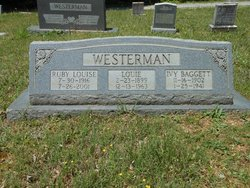 """Louis """"Louie"""" Westerman"""