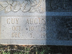 Guy Augustus Gettings