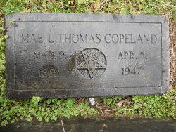 Mae Leota <I>Thomas</I> Copeland