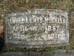 Samuel Lewis McCalla
