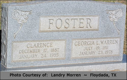 Clarence Foster