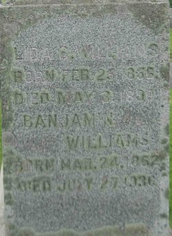 "Eliza ""Lida"" <I>Bull</I> Williams"
