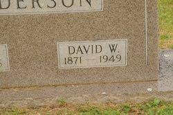 David Walker Anderson