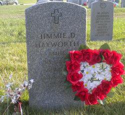 Jimmie Dean Hayworth
