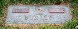 Mary S. <I>Judd</I> Buxton