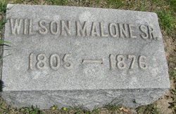 Wilson Malone, Sr