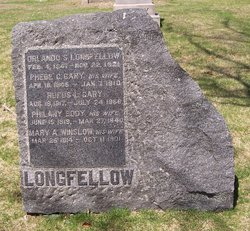 Orlando S Longfellow