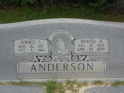 Myrtle B. Anderson