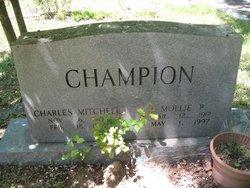 Mollie <I>Pendley</I> Champion