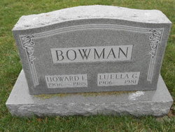 Howard Earl Bowman