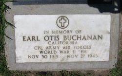 CPL Earl Otis Buchanan
