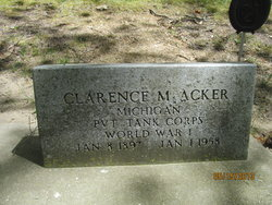 Clarence M. Acker