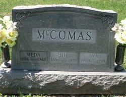 Ova <I>Griffith</I> McComas