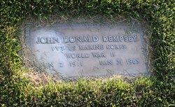 John Donald Dempsey