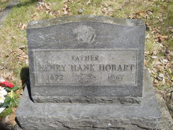 "Henry Wiliam ""Hank"" Hobart"