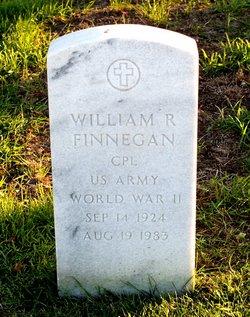 Corp William R Finnegan