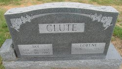 Lorene <I>Carrington</I> Clute