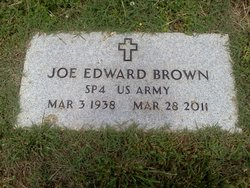 Joe Edward Brown