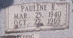 Pauline <I>Richardson</I> McManus
