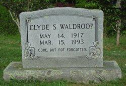 Clyde S Waldroop