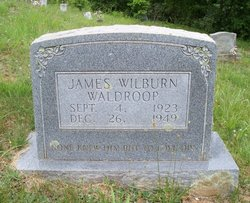 James Wilburn Waldroop