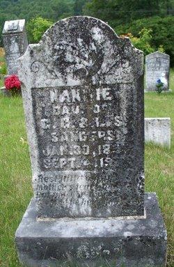Nannie Sanders