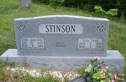 Elva Leah <I>Carpenter</I> Stinson