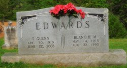 Blanche Marie <I>Southard</I> Edwards