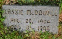 Lassie McDowell