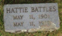 Hattie Battles