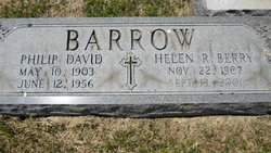 Helen Ruth <I>Berry</I> Barrow