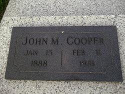 John Milton Cooper