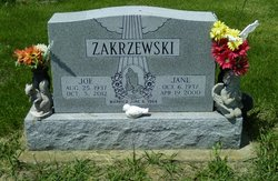 Joe E. Zakrzewski