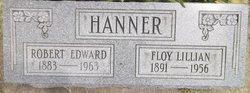 Floy Lillian <I>Wright</I> Hanner