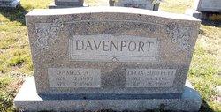 Lelia Catherine <I>Shuffett</I> Davenport