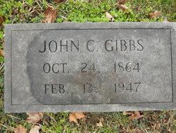 John C Gibbs
