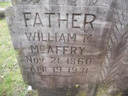 William Mitchell McAffry