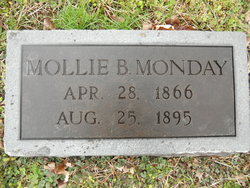 Mollie B Monday