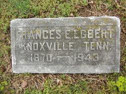 Frances Elizabeth Egbert