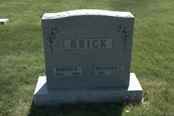Burton D Arick