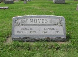 Myrta Belle <I>Snyder</I> Noyes